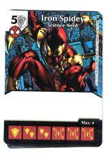 Marvel Dice Masters Spider-Man, Iron Spidey Science Nerd 57/142 Card & Die