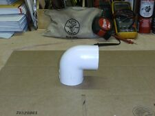 """Dura 2"""" Socket PVC 90 Degree Elbow Sched 40,"""