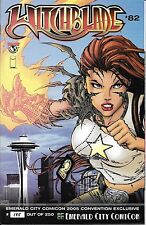 Witchblade # 82 Emerald City Comicon Cover # 185 of 250