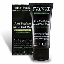 Deep Blackhead Remover Black Acne Cleansing Purifying Peel Mask