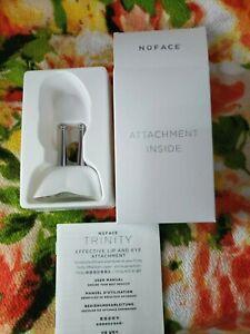 NuFACE Trinity Ele Eye & Lip Enhancer Attachment $149 New Authentic