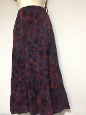 """New M&S Ladies Long Skirts Size 8 Length 30"""" RRP £ 39.5"""