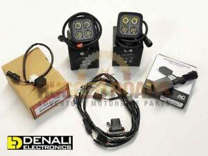 Plug & Play DENALI S4 Dual Intensity LED Light Kit - CRF1000 & ADV Sport
