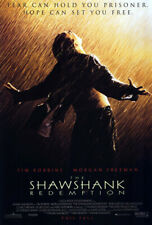 The Shawshank Redemption (1994) Movie Poster, Reproduction, Ss, Near Mint,Rolled