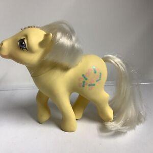 My Little Pony G1 Kisscurl Hasbro 1984 Hair Cut