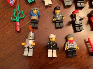 Lego Minifigures Lot
