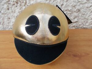 PACMAN 40TH ANNIVERSARY GOLD PACMAN BRAND NEW WITH TAGS