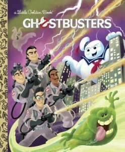 Ghostbusters (Ghostbusters) (Little Golden Book) - Hardcover - GOOD