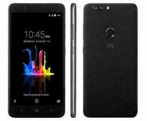 ZTE Blade Z MAX Z982 UNLOCKED 32GB Black Smartphone New in box