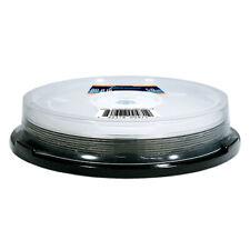 10 OQ 6X 50GB BD-R DL Glossy White Inkjet Blu-Ray Double Layer OQBDRDL06GWIPH-10