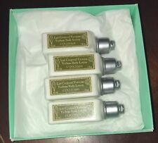 4X L'Occitane Lait Corporel Verveine Verbena Body Lotion 1oz Each Total 4oz Lot