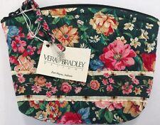Retired Vera Bradley Rare Springtime Small Cosmetic With Vintage Tag