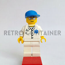 LEGO Minifigures - Doctor - cty017 - Dottore Hospital Omino Minifig Set 7890