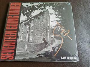 Sam Fender - Seventeen Going Under - CD - Signed Edition....Brand New