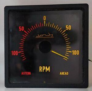 Eltroma technik D3v144S RPM Meter IMI-293