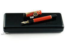 Parker Duofold Special Edition Big Red Fountain Pen - RARE!