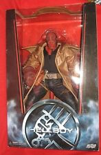 "MEZCO 2002 HELLBOY Full Attire 18"" Figure NEW in Package"