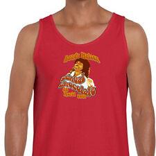 Sexual Chocolate Retro 80's T-shirt Vintage Randy Watson Tour Men's Tank Top