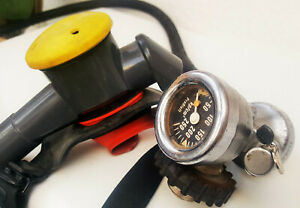 Dräger Werk Lübeck- Diving Regulator collector item