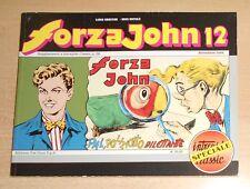 ED.UNIVERSO SPECIALE INTREPIDO CLASSIC  FORZA JOHN  N° 12   2004   ORIGINALE  !!
