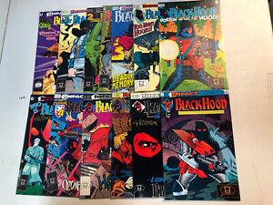 DC Impact entire series & annuals (1991) 112 books (VF/NM) Complete Set Lot Run