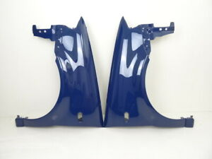 VW Volkswagen Polo 6N 2000-2001 Passenger Drivers Wing Fenders Blue Lagoon LA5H