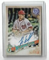Koda Glover Washington Nationals 2018 Gypsy Queen Topps Gum Back /25