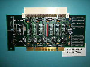 Universal PCI Logic Analyzer Probe Test Interface Card/Bus Extender - Build B