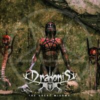 Drakonis : The Great Miasma CD EP (2017) ***NEW*** FREE Shipping, Save £s
