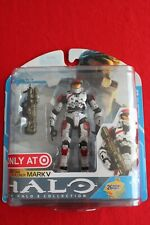 McFarlane Toys Halo 3 Series 7 target Exclusive Spartan Soldier Mark V Rare