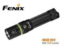 New Fenix UC30 2017 Cree XP-L HI V3 1000 Lumens USB LED Flashlight (NO battery)