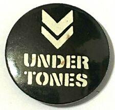 THE UNDERTONES - Old OG Vtg 70/80's Button Pin Badge 25mm Punk New wave