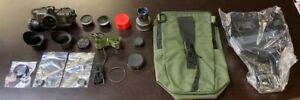 PVS-7 Night Vision Goggle Kit, No Tube, Made in the USA!