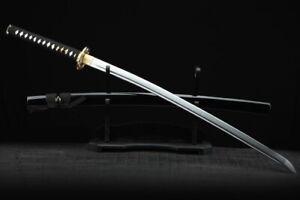 NEW Handmade Japanese Samurai Sword KATANA Damascus steel Full Tang Blade