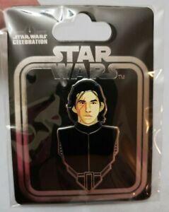 STAR WARS CELEBRATION 2020 Anaheim First Order KYLO Ren pin