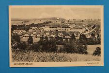 Alsace Bas-Rhin Elsass 67 AK CPA Langensulzbach 1930er Langensoultzbach Caserne