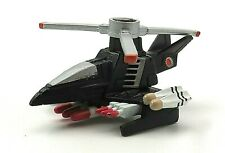 1993 Micro Machines Galaxy Voyagers ZI–9000 Helicopter Assault Military Galoob