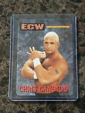 CHRIS CANDIDO Rare ECW OSFTM Trading Card Sticker WWE
