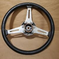 OEM  1970-1976 Vintage Triumph TR6 Spitfire Steering Wheel Original Part