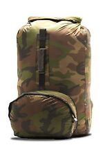 Aqua Quest Himal - 100% Waterproof Backpack - Ultra-Light Foldable 20 L, Camo