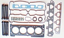 FOR VAUXHALL ASTRA MERIVA VECTRA ZAFIRA 1.6 16V Z16XE HEAD GASKET SET BOLTS