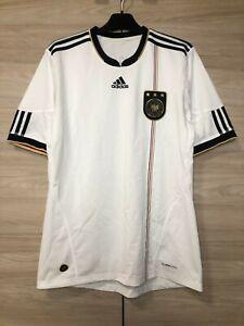 Germany Deutschland 2010-2011 Home Football Shirt Soccer Jersey size M