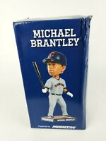 Michael Brantley Cleveland Indians Baseball SGA 2015 Bobblehead NIB MLB New