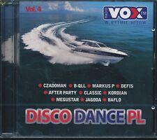 Disco Dance PL W Rytmie Hitów Vox FM Vol 4 2016  [2CD] NEW  DISCO POLO Dance