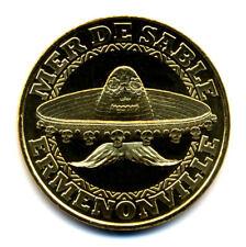 60 ERMENONVILLE Mer de Sable, Sombrero, 2018, Monnaie de Paris