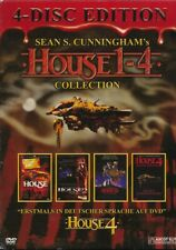 House 1-4 Collection (4 DVDs)