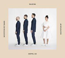 BALBINA - NICHTSTUN MIT BAND (LIVE) 2 CD SINGLE NEU