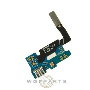 Charge Port with Flex Cable for Samsung N7100 Galaxy Note II Rev 1.0