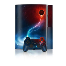 Sony PS3 Console Skin - Black Hole by Vlad Studio - DecalGirl Decal