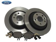 Genuine Ford Fiesta MK7 2008 onwards & 2012 on Front Brake Discs and Pads